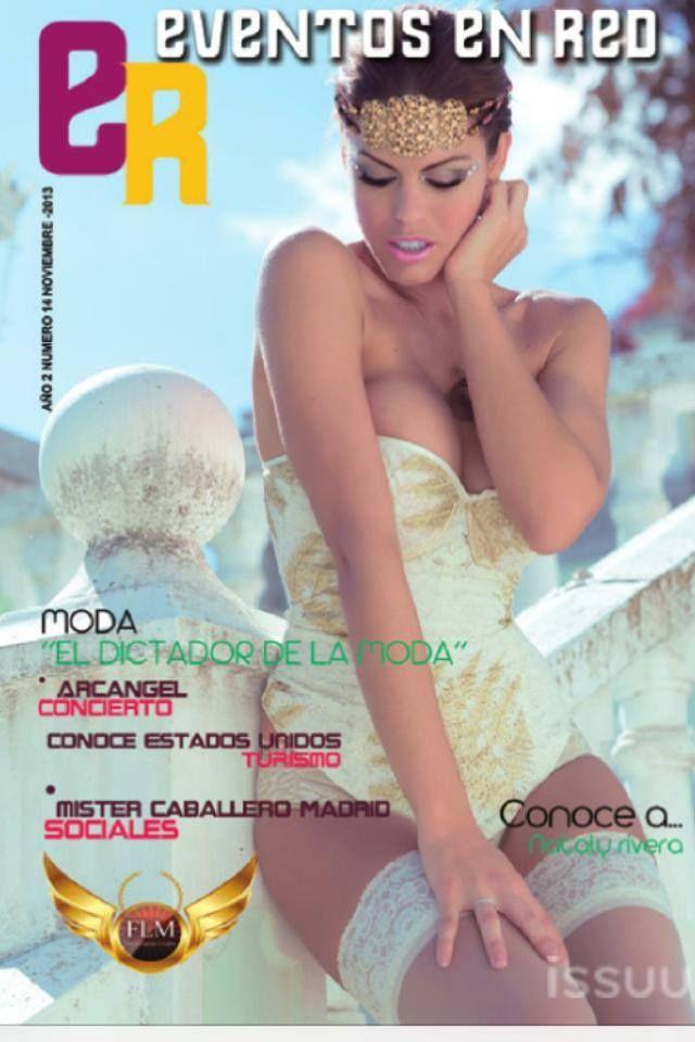 Portada número de Noviembre, revista Eventos en Red.