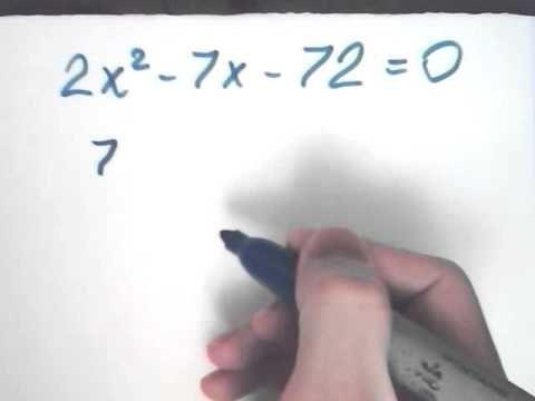 Найдите корень уравнения Если уравнение имеет более одного корня, укажите больший из них. Сразу отметим, что х ≠ 18, так как при х = – 18 знаменатель обращается в ноль, а на ноль делить нельзя. Попросите больше объяснений. Решение рациональных уравнений #matematika #legko