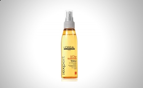 Spray invisible protector para el pelo L'Oreal Expert Solar Sublime http://www.doferta.com