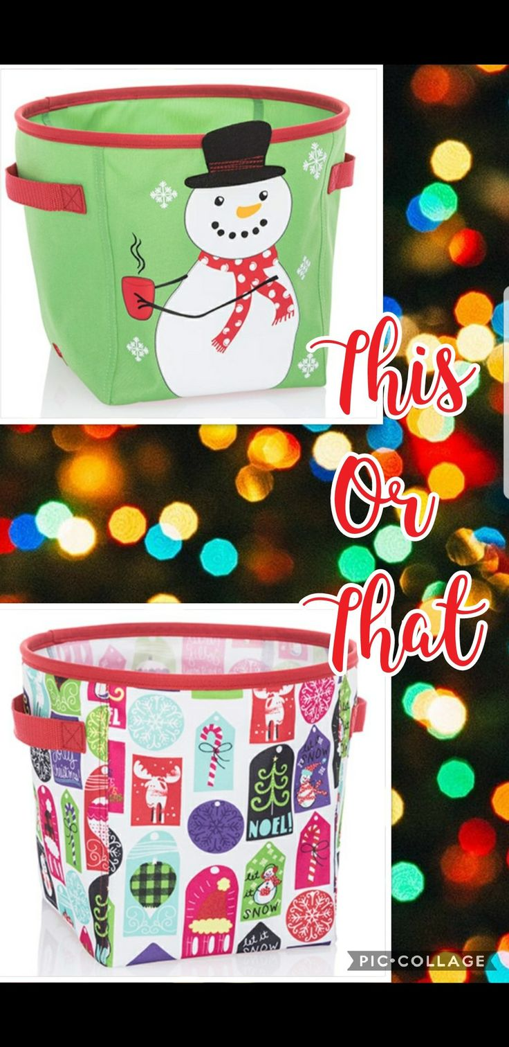 This or that thirty-one holiday gift guide mini storage ...