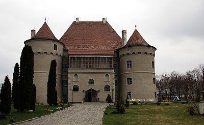Castelul Bethlen Haller din Cetatea de Balta, Alba