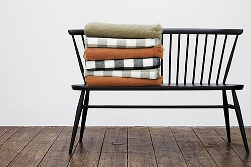 I see some Ercol and I want it painted black