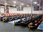 K1 Speed. Indoor go kart racing.