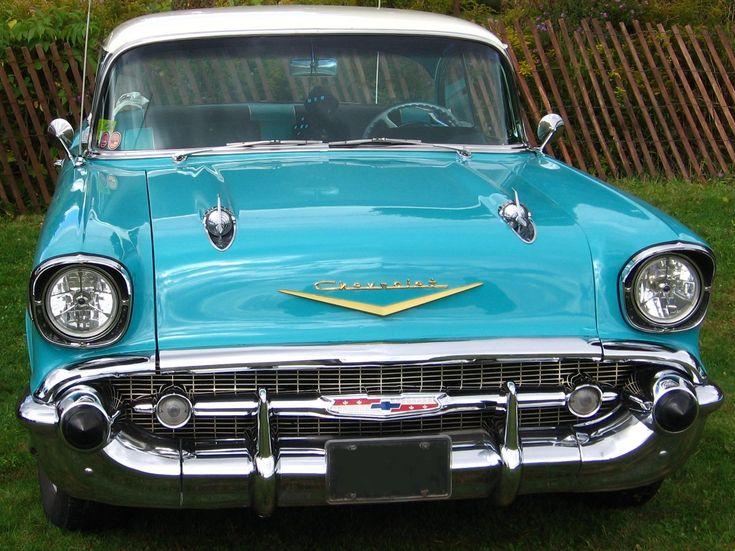 147 best Cars American Automobiles - 1957 Chevrolet Bel Air Nomad - vintage möbel küche