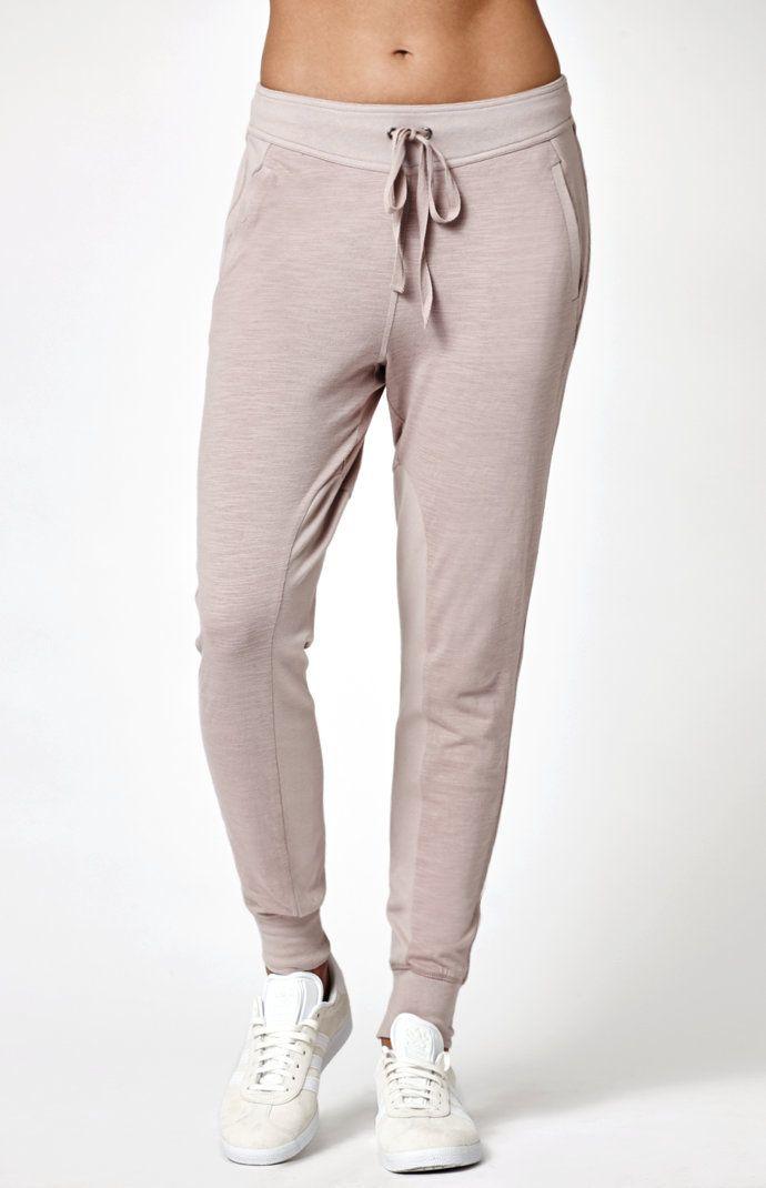 Drop Crotch Jogger Pants