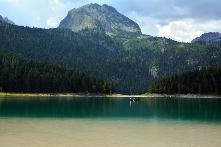 Montenegro Jezioro Czarne