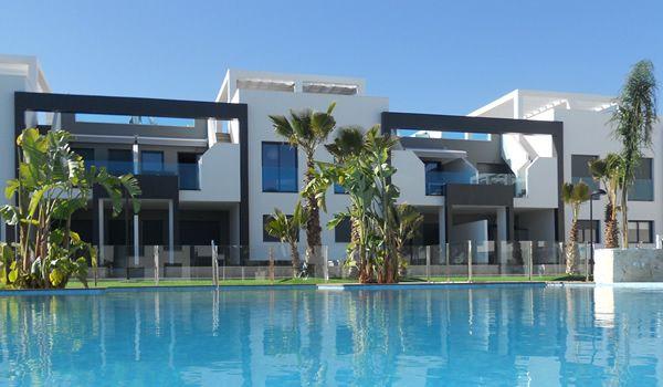 Oasis Beach Penthouse - For rent - La Zenia - Torrevieja - Costa Blanca - Spain