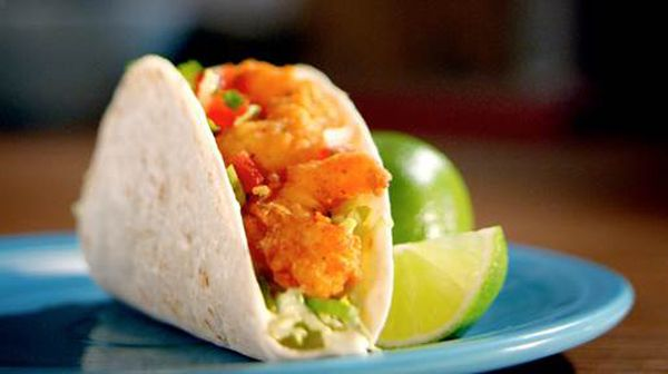 Just Keep Swimming: Del Taco Brings Back Crispy Shrimp Taco and Burrito for a Limited Time