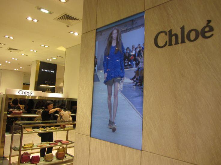 Chloé en Galerías Lafayette