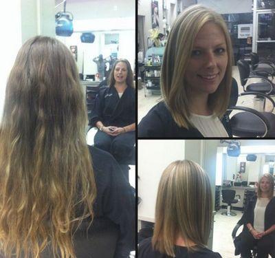 Удлиненное каре для тонких волос. Для тонких волос. Pricheski-Volos.ru