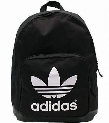 ADIDAS ADICOLOR BACKPACK CLASSIC Black-White daypack college school sports new in Clothing, Shoes & Accessories, Unisex Clothing, Shoes & Accs, Unisex Accessories   eBay