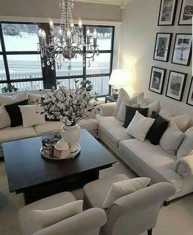 23 Elegant Traditional Dining Room Design Ideas: 23 Elegant Living Room Colour Schemes Ideas 11 In 2019