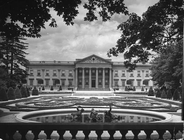 17 Best Images About Lynnewood Hall On Pinterest 2nd Floor Mansions And Parks