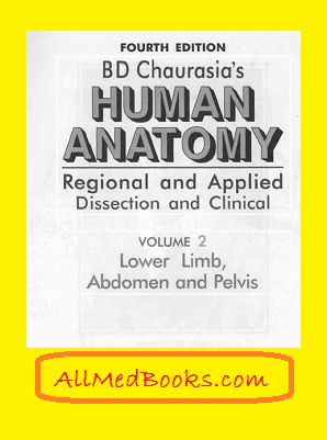 Download BD Chaurasia Human Anatomy volume 2 pdf