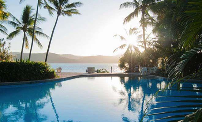 Daydream Island Resort & Spa, Whistundays, 4.5 stars.