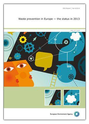 La EEA publica un informe sobre la situación de los planes de prevención de residuos en Europa
