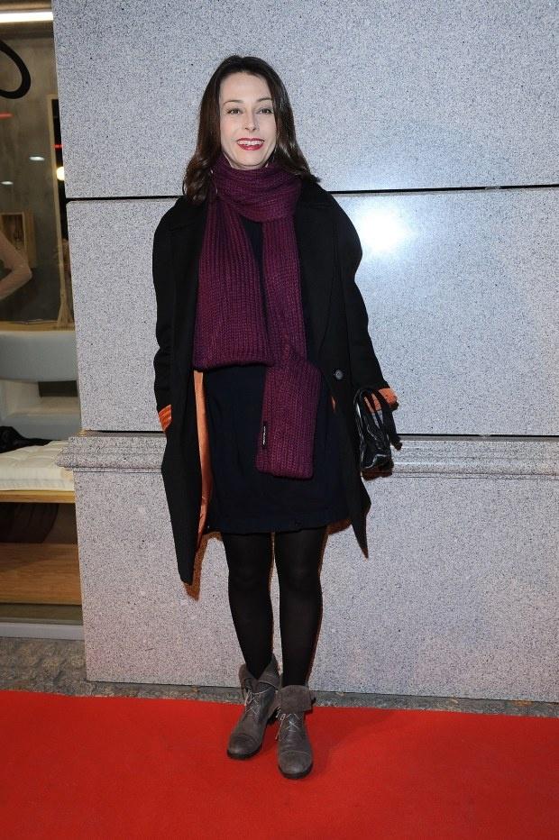 Renata Dancewicz w kurtce #Aryton