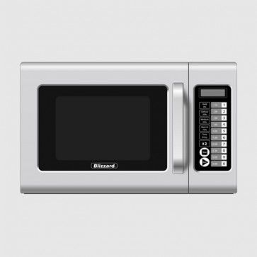 BLIZZARD 25 Ltr Programmable Commercial Microwave Oven: BCM1000