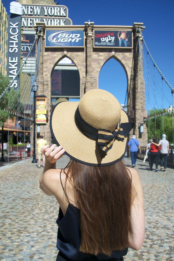Las Vegas, New York hotel, brooklyn bridge, travelblogger, instagram: @annsofieph