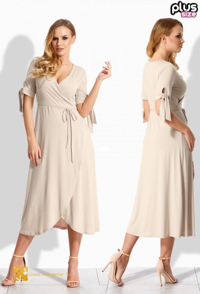21b1c1cfa2 Áltapolt rövid ujjú maxi ruha 5 színben (S-M,L-XL,2XL-3XL) ekkor: 2019 |  Női divat | Bridesmaid dresses, Dresses és Fashion