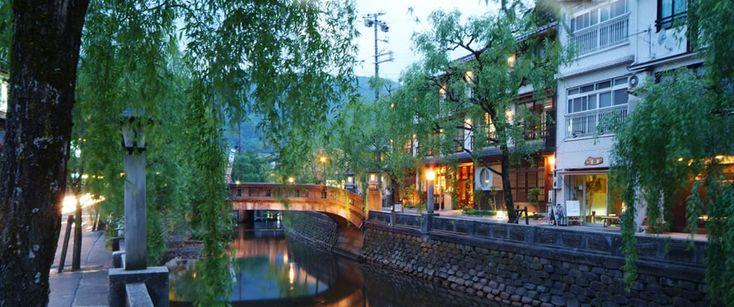 Kinosaki Onsen: Hot Spring Town   Kansai onsen   Hyogo Japanese spa resort