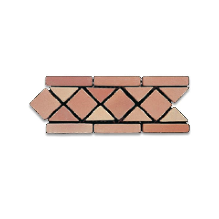 Cenefas Terracotta Hechas A Mano Únicas Y Originales Tile Ideashandmade Decorationsterracottaborder