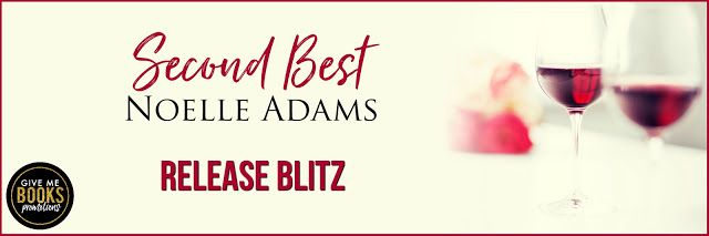 Release Blitz - Second Best by Noelle Adams    Title: Second Best  Author: Noelle Adams  Genre: Contemporary Romance  Release Date: November 15 2017  Blurb  We meet every other Wednesday night in a downtown hotel. No dates. No commitments. No hearts and flowers. Just his body and mine.  Maybe Im his second best. Hes definitely mine.  But second best has never felt so good.  ADD TO GOODREADS   Purchase Links  AMAZON  UShttp://amzn.to/2hRv2gq  UK: http://amzn.to/2jxkZxM  CA…