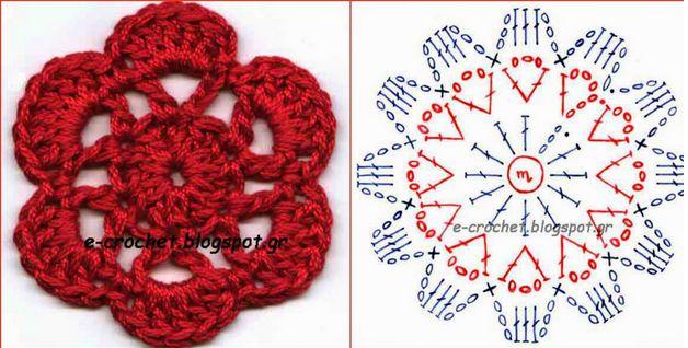 Mejores 134 imágenes de crochet love! en Pinterest | Ganchillo ...