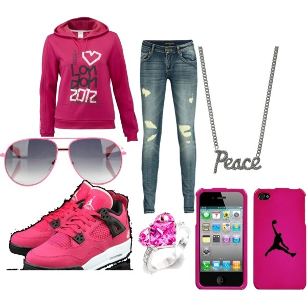 All Pink Everything: 64 Best SWAGG CLOTHES Images On Pinterest