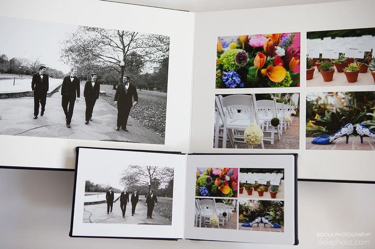 "Queensberry Wedding Album | 15x12"" with matching 7x5""   #weddingalbum"
