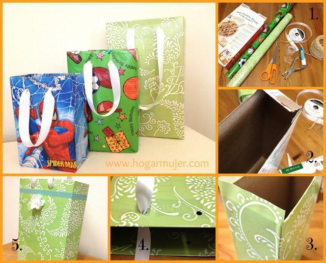 1000 ideas sobre manualidades con cajas de cereales en - Cajas para manualidades ...