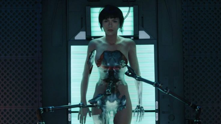 Ghost in the Shell: Superbowl Spot