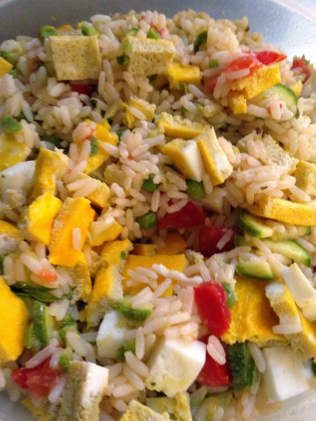 Insalta di riso | Le bimbe del Bimby | Bloglovin'