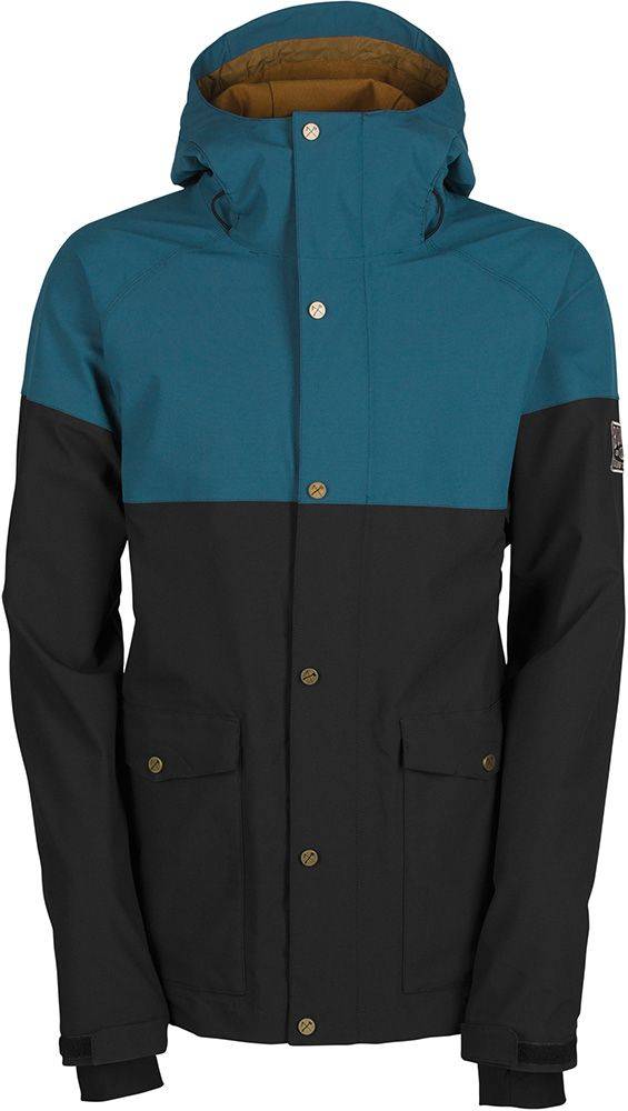 Bonfire Men's Tanner Snowboard Jacket