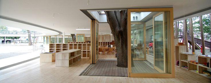 Media for Fuji Kindergarten | OpenBuildings