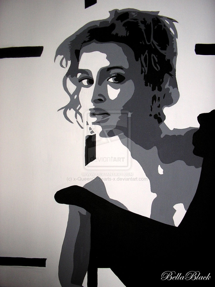 17 best images about monochromatic paintings on pinterest for Famous monochromatic paintings