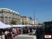 Flohmarkt am Wiener Naschmarkt
