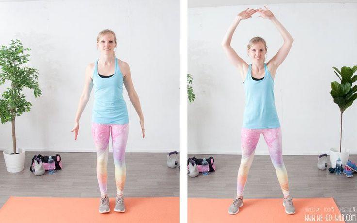 16 Po Übungen, die dein Leben verändern: Das Knackpo Workout – Sport
