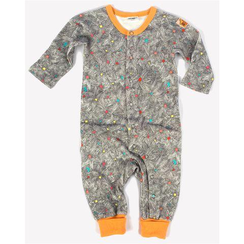 Twinkle Star Romper – I AM YOUNG baby clothes cute modeerska huset scandi style Swedish designer