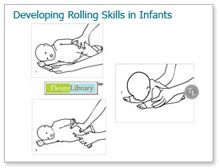 Developing Rolling Skills in Infants