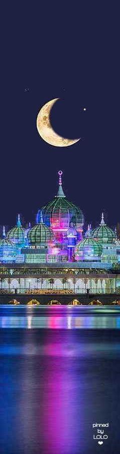 Crystal Mosque, Kuala Terengganu, Malaysia
