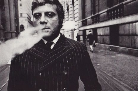 Mad Villainy: Oliver Reed on how to play a bad guy
