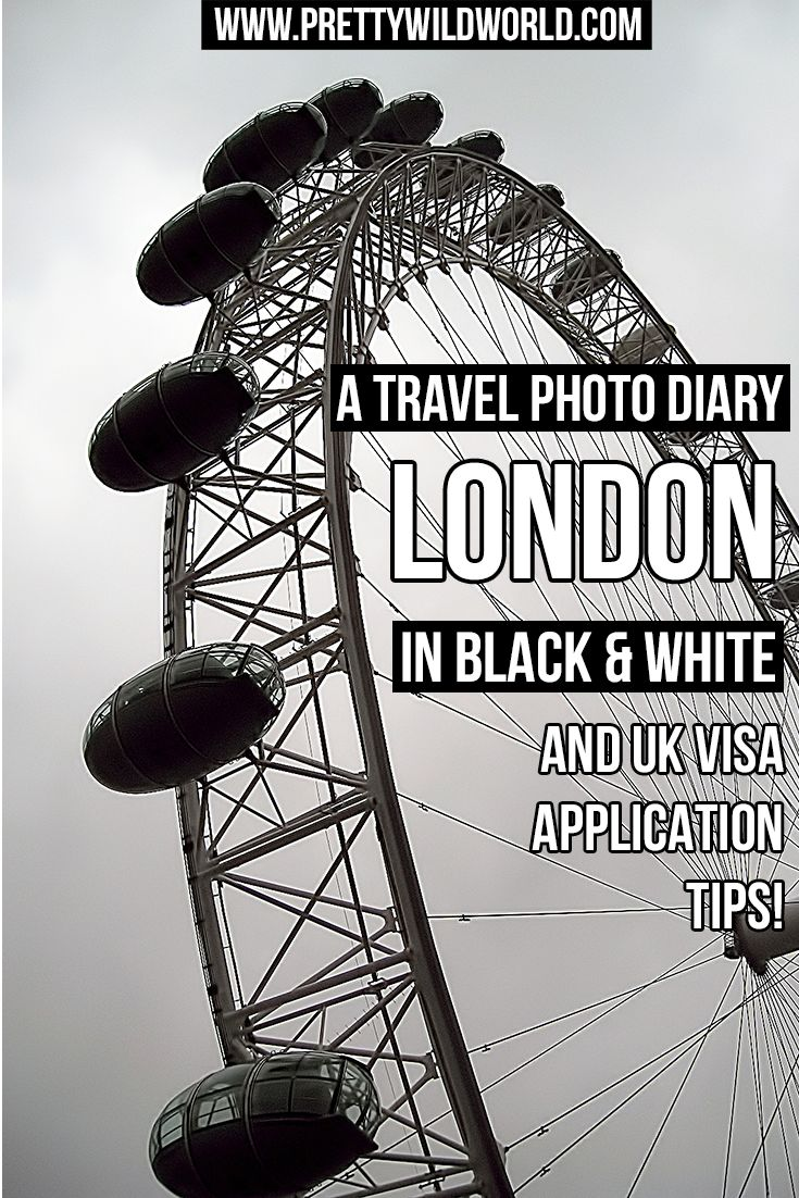 London is a beautiful city either in colors or in black and white. Check out these travel photography of London captured during my journey!