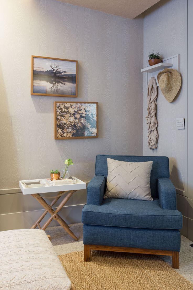 Ambiente por Prado Zogbi e Tobar #quarto #decoração #bedroom #inspiration #decor #bedroomdecor #lovedecor