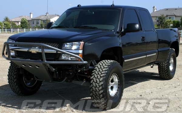 Gallery For > 2005 Silverado Prerunner Bumper