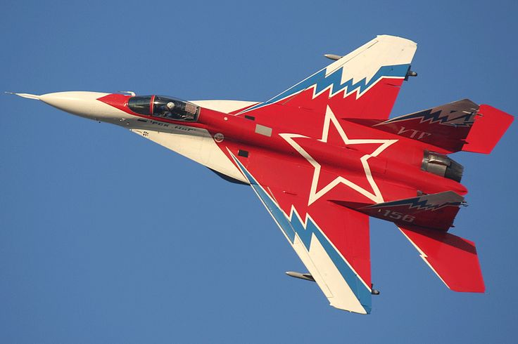 Mikoyan Gurevich MiG-29OVT. Serge Bailleul - Air Team Images