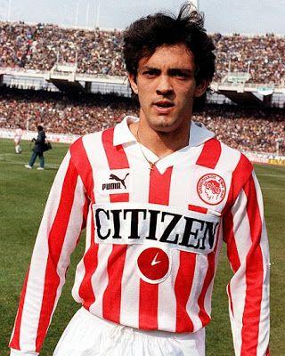 Βαϊτσης Γιώργος. Άρτα. (1967). Επιθετικός. Από το 1985-1987 & 1991-1994. (89 συμμετοχές 17 goals).