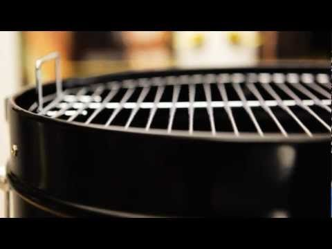 Apollo 300 Charcoal Grill and Water Smoker