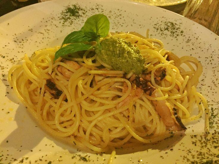 Pizzería La Parmigiana en Santa Pola