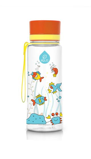 EQUA Illusion Collection Equarium BPA free bottle